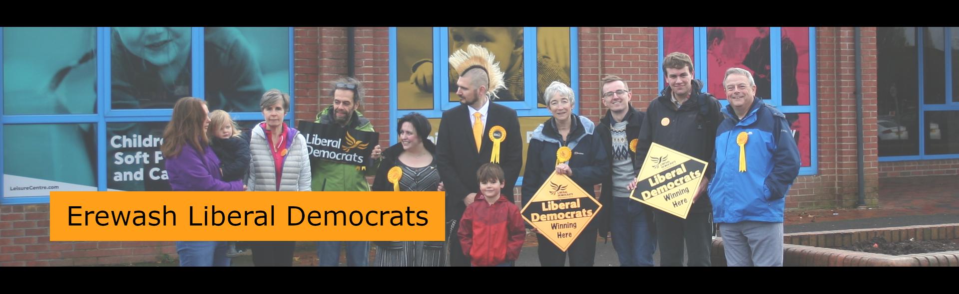 Erewash Liberal Democrats